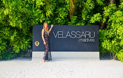 Velassaru Maldives: Pure Happiness for Honeymooners