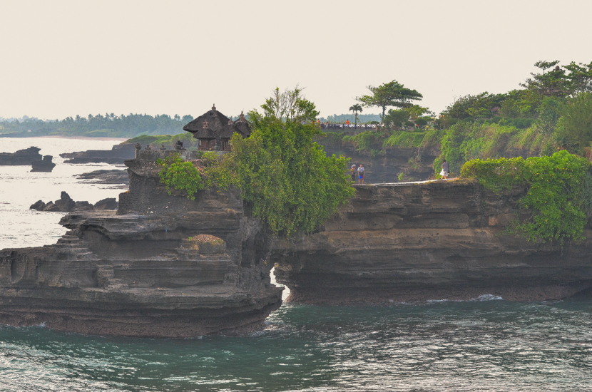 must-see place on Bali – Tanah Lot Temple