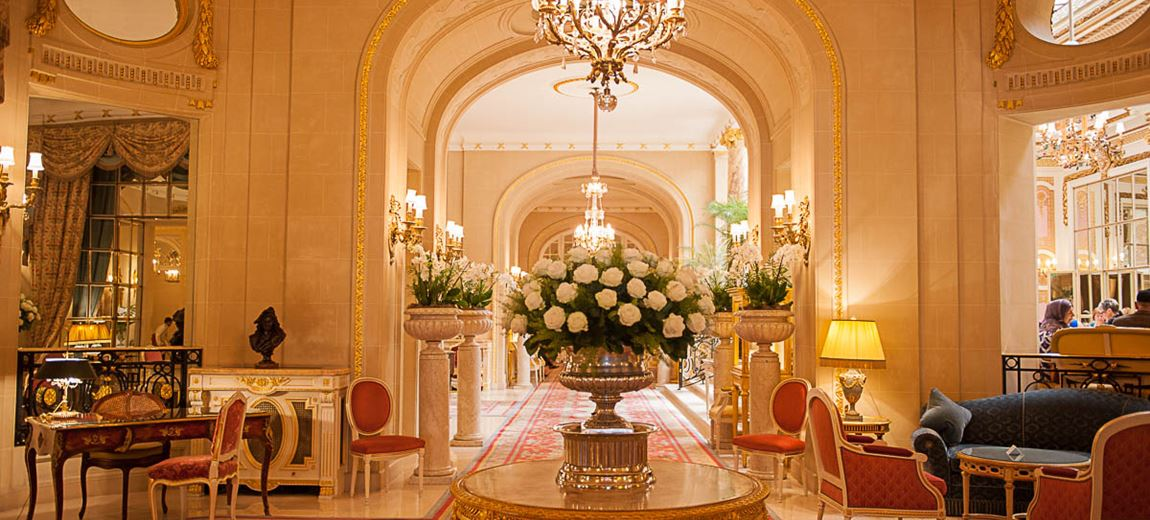 how to book the Ritz London