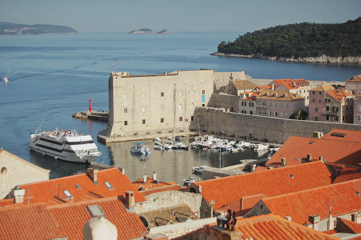 Dubrovnik is a shooting venue for the famous American fantasy drama television series Game of Thrones