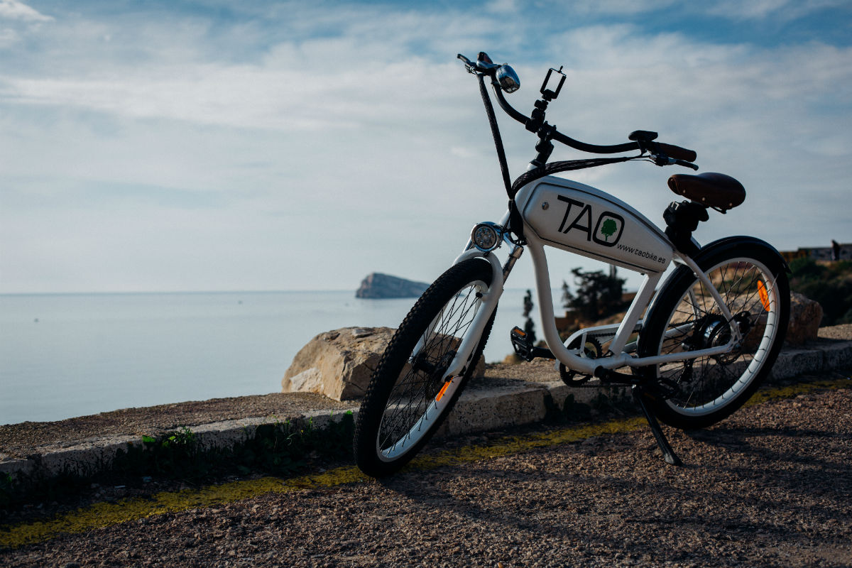 Electric bicycle rent