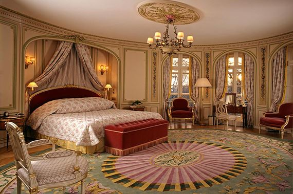 Royal Suite in Ritz London