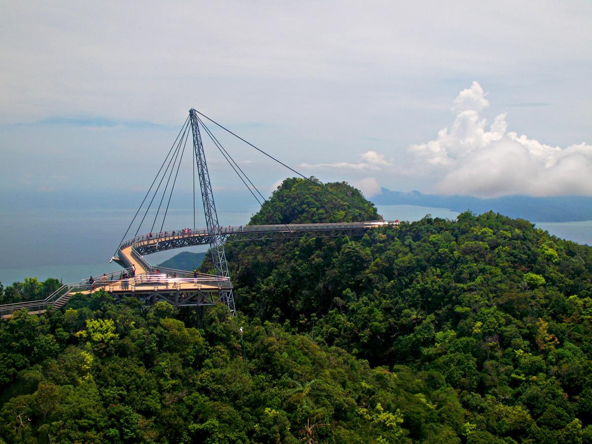 приданиям небесный мост на лангкави фото период характеризуется своими
