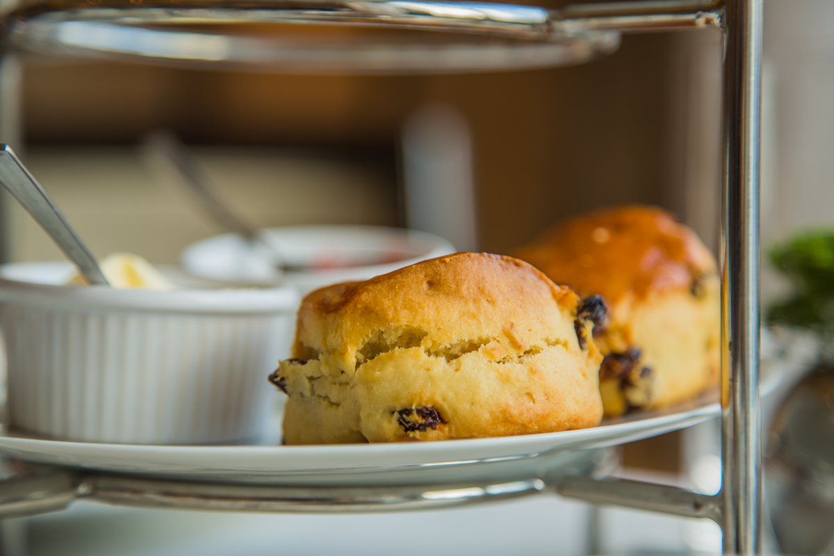 best freshly-baked fluffy scones in London