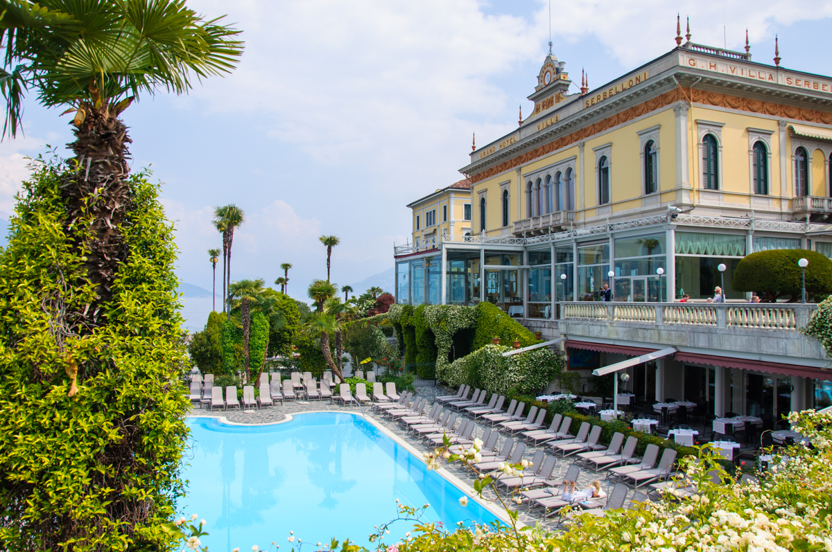 Grand Hotel Villa Servelloni view
