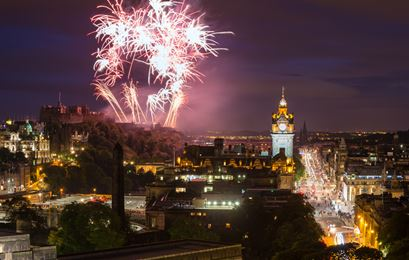 Top Things to do to Celebrate New Year's in the UK