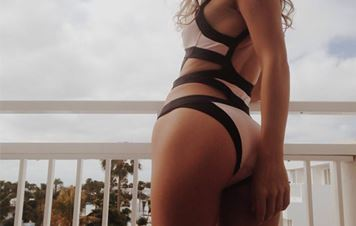Lanzarote in Agent Provocateur Style