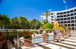 Hotel Palm Beach Gran Canaria: Paradise by the Maspalomas Dunes