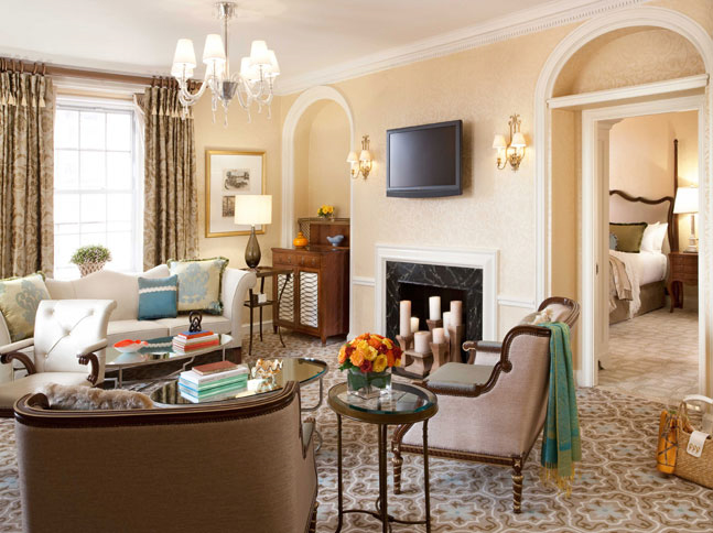 Book a room in The Pierre, a Taj hotel in New York