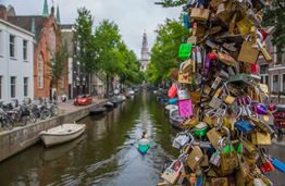 Top Things to Try, See and Visit in Amsterdam