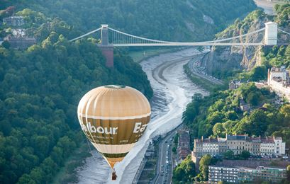 20 Pictures that Will Make you Want to go Hot-Air Ballooning Right Now