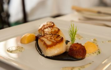 Kinloch Lodge: Wine and Dine at a Michelin Starred restaurant