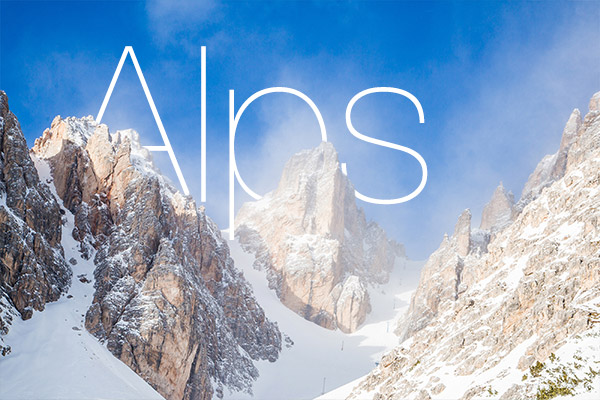 Beautiful Alps, Cortina wallpapers
