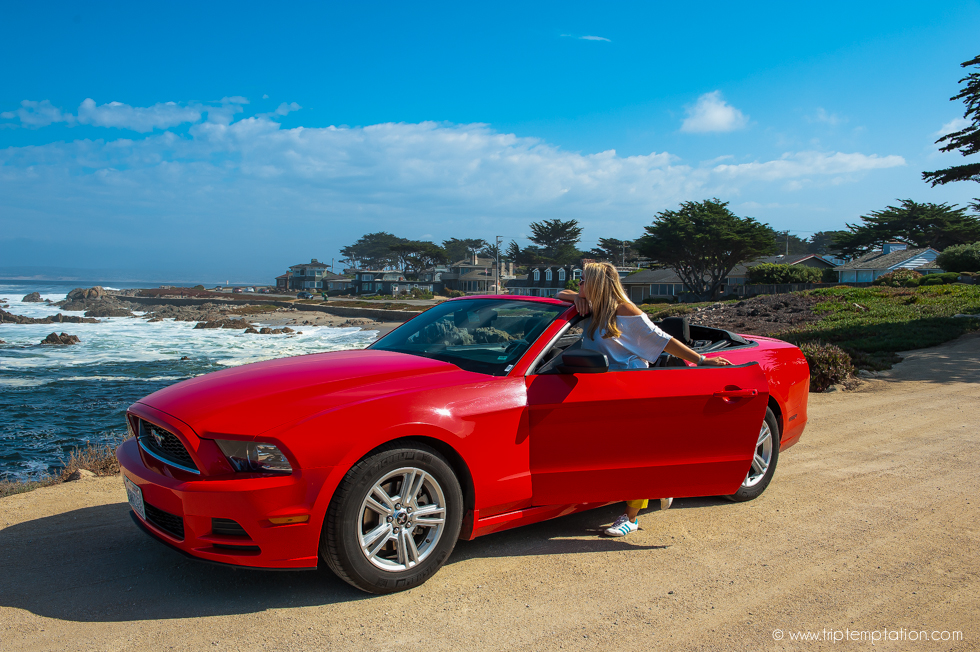 Convertible Cars For Rent In San Francisco