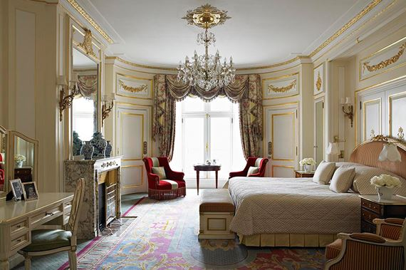 Trafalgar Suite in Ritz London