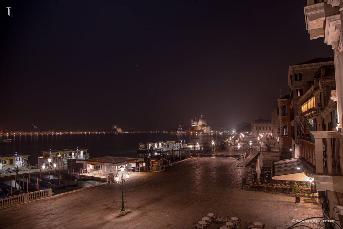 Venice at night - beautioful photos and wallpapers