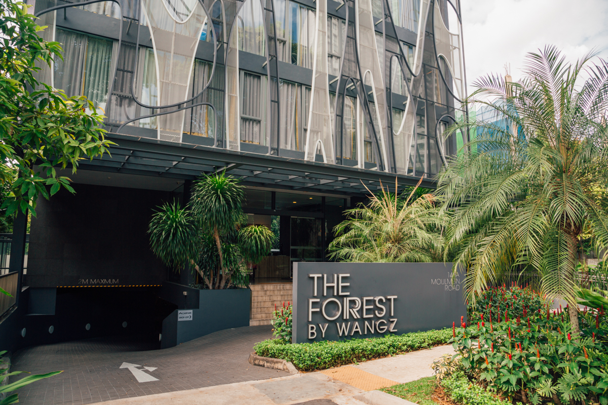 The Forest by Wangz: Serenity for Savvy Travellers