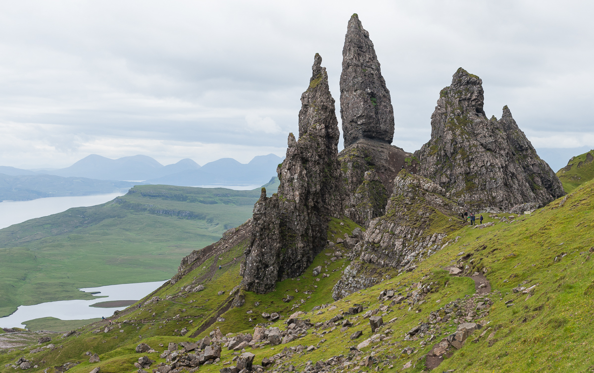 The Old Man of Storr Rock