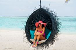 Meeru Island Resort: Let's Have Fun on One of the Biggest Maldivian Islands!