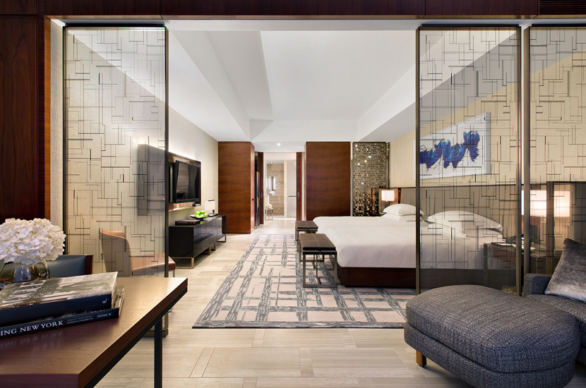Photos of the Park Hyatt in New York