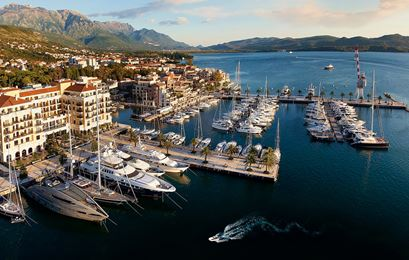 Regent Porto Montenegro: Luxurious Waterfront Living