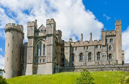 Top 5 Favourite Castles in Great Britain – From an Insider's Point of View
