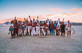 How to Become a Burner or My First Burning Man Experience…