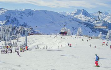 Kitzbühel: The Most Fashionable Ski Resort in Austria