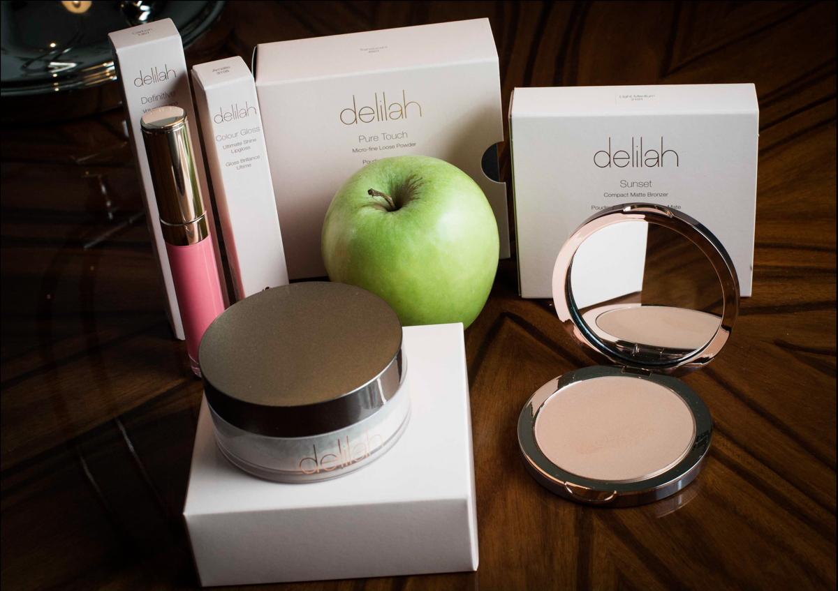 Delilah cosmetics in Corinthia Hotel London