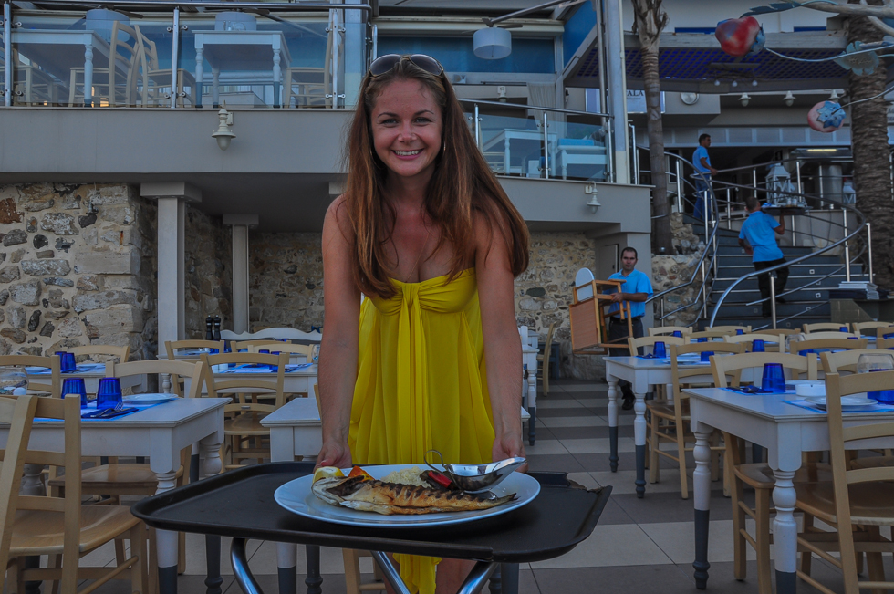 Top restaurants on a Crete