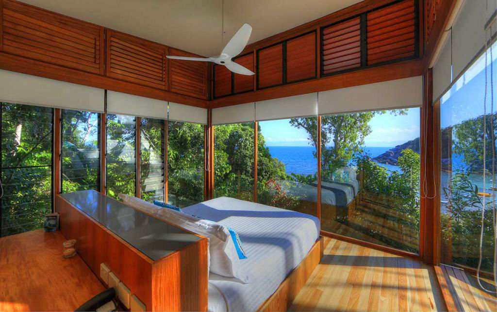 Luxury Bedarra Island Resort suite